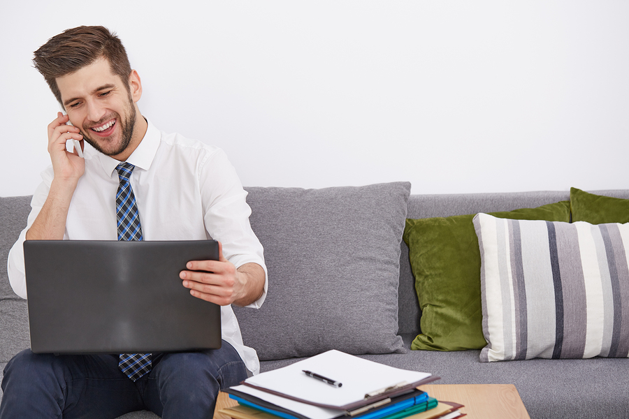 the advantages of telecommuting for a company and employee Take a look at the following considerations to see if telecommuting workers make sense for your enterprise here are the advantages:  talent if an employee.